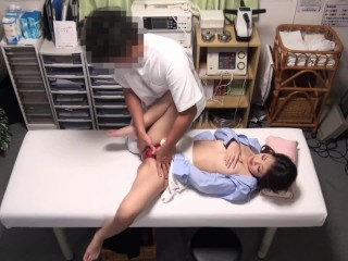 Japanese Office Lady Specialty Massage Clinic